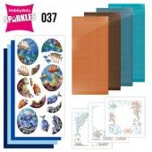 Hobbydots Sparkles - Set 37 -  Amy Design - Underwater World