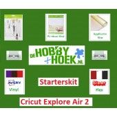 Cricut Explore Air 2 / Maker Starterskit