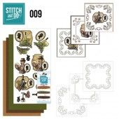 Stitch and Do 09 - Wijn en bier