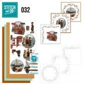 Stitch and Do 32 - Oud Hollands