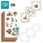 Stitch and Do 36 - Kerstversieringen