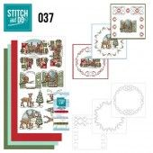 Stitch and Do 37 - Kerstversieringen