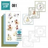 Stitch and Do 81 Voorjaarsdieren