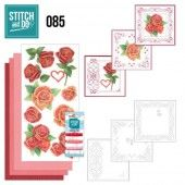 Stitch and Do 85 Roses