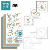 Stitch and Do 95 - Winter Woodland