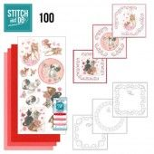 Stitch and Do 100 - Playful Pets