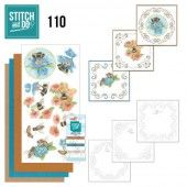 Stitch and Do 110 - Bees and Flowers