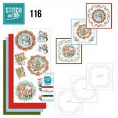 Stitch and Do 116 - Sweet Winter Animals