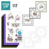 Stitch and Do 117 - Chrysanthenum