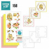 Stitch and Do 158 - Jeanine's Art - Humming Bees
