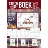 Stitch and Do A6 Boek 2 (STDOBB002)