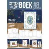 Stitch and Do A6 Boek  8 - Sjaak van Went (STDOBB008)