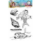 Studio Light By Marlene Clear Stamp So-Fish-Ticated nr.14 ABM-SFT-STAMP14 A5 (05-21)