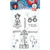 Studio Light Clear Stamp A6 Art By Marlene Go Dutch Collection nr.55 STAMPBM55 (06-20)