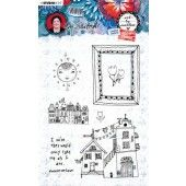 Studio Light Clear Stamp A6 Art By Marlene Go Dutch Collection nr.56 STAMPBM56 (06-20)