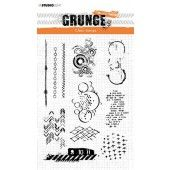 Studio light Clear Stamp Grunge Collection 3.0 nr 409 210x148mm (09-19) (STAMPSL409)