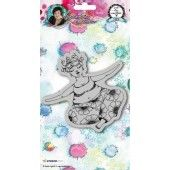 Studio Light Cling Stamp Chubby Chicks Art By Marl.2.0 nr.14 (STAMPBM14) (40% KORTING)