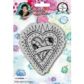 Studio Light Cling Stamp Hearts Art By Marlene 2.0 nr.23 (STAMPBM23)*