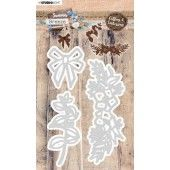 Studio Light Embossing Die Summer Breeze no.288 STENCILSUB288 89x139mm (04-20)#