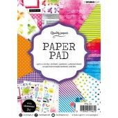 Studio Light Paper pad 36 vel Rainbow nr.129 PPSL129 A5 (01-20)*