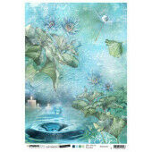 Studio Light Rice Paper A4 vel Jenine's Mindful Art 5.0 nr.30 RICEJMA30 (08-20)