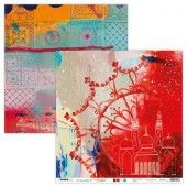 Studio Light Scrap ArtBy Marlene Scrap Artsy Arabia 304x304mm nr.03 SCRAPBM03 304x304 mm (09-20)