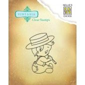 Clearstamp - Vintasia - Lovely Harmony