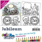 Color Cards 5 - Jubileum - Yvonne Creations