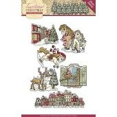 Clearstamp - Yvonne Creations - Traditional Christmas