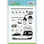 Clear Stamps - Yvonne Creations - Funky Nanna's (YCCS10046) (AFGEPRIJSD)