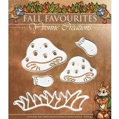 Die - Yvonne Creations - Fall Favourites - Toadstool