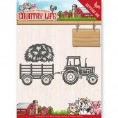 Die - Yvonne Creations - Country Life Country - Tractor