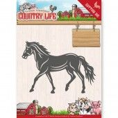 Die - Yvonne Creations - Country Life Country - Horse