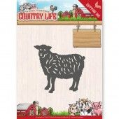 Die - Yvonne Creations - Country Life Country - Sheep