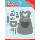Dies - Yvonne Creations - Bubbly Girls Party - Girls Party Apron