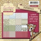 Paperpack - Yvonne Creations - Traditional Christmas