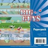 Paperpack - Yvonne Creations - Big Guys