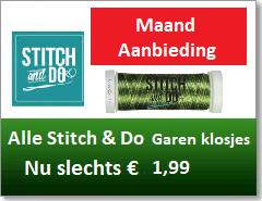 Alle Stitch & Do Garen Klosjes