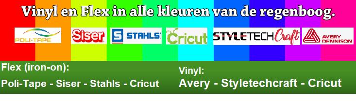 Vinyl en flex