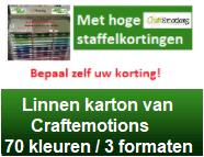 Linnenkarton van Craftemotions