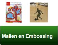 Mallen Stencils en Embossing