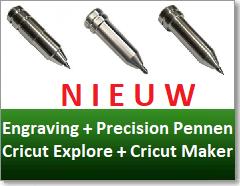 Engraving en Precision pennen