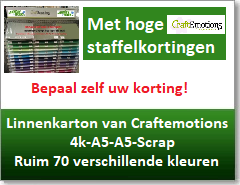 Papier van Craftemotions