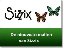 De nieuwste Sizzix Mallen