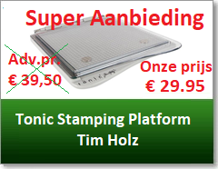 Tim Holz Stamping Platform